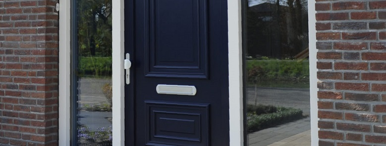 brievenbus deur