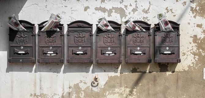 Wonderbaarlijk Antieke Brievenbus kopen? - Yourmailbox NL-53