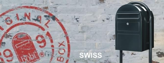 Bobi Swiss brievenbus