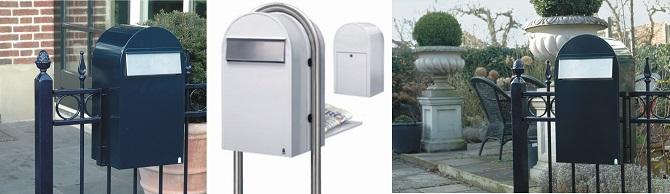 Bobi Grande B brievenbus